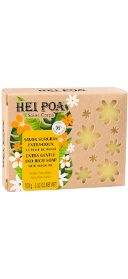 Extra gentle and rich soap
